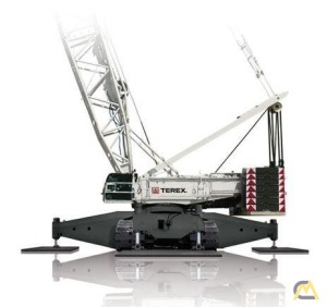 Demag CC 2800-1 600-Ton Lattice Boom Crawler Crane