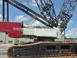 Demag CC2000 330-Ton Lattice Boom Crawler Crane