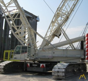 Demag CC2400-1 440-Ton Lattice Boom Crawler Crane
