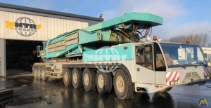 Demag TC 2500 550-ton Lattice Boom Truck Crane