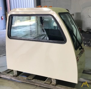 Driver's Cab for Terex T780