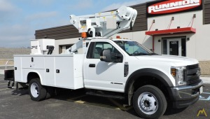 Dur-A-Lift DTAX-39 Bucket Truck on Ford F550