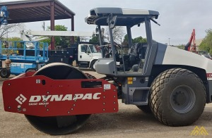Dynapac CA2500D Smooth Drum Compactor