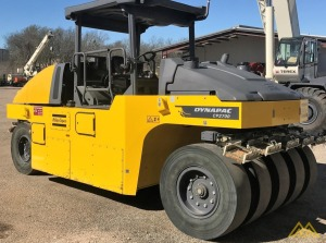 Dynapac CP2700 Pneumatic Compactor