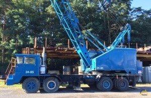 Manitowoc 2900T Series 2 65-Ton Lattice Boom Truck Crane
