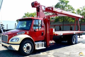 FOR SALE OR RENT! NEW 19 TON MANITEX 1970C 2013 FREIGHTLINER M2 AUTO SINGLE AXLE