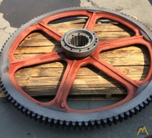 Front Drum Gear for Manitowoc 4100