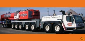FULLY EQUIPPED AND READY TO WORK 500-TON ALL TERRAIN