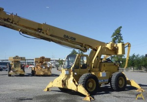 Galion 150FA 15-Ton Rough Terrain Crane
