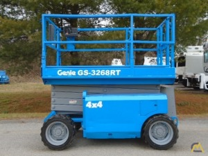 Genie GS-3268 Rough Terrain Scissor Lift