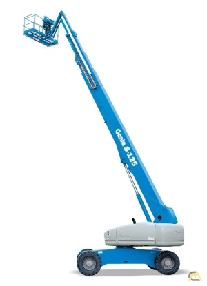 Genie S-125 0.25-Ton Telescopic Boom Lift