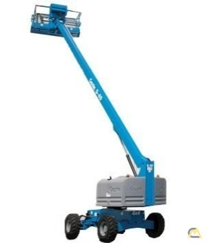 Genie S-40 0.25-Ton Telescopic Boom Lift
