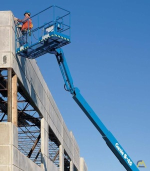 Genie S-45 0.25-Ton Telescopic Boom Lift