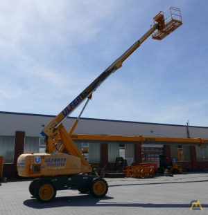 Genie S-60 0.25-Ton Telescopic Boom Lift