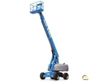 Genie S-60X 0.25-Ton Telescopic Boom Lift