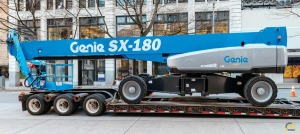 Genie SX-180 0.375-Ton Telescopic Boom Lift