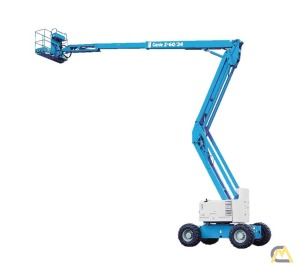 Genie Z-60/34 Articulating Boom Lift