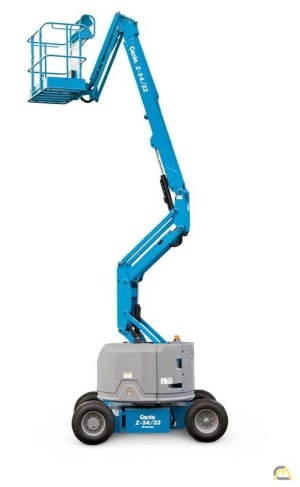 Genie Z34/22 IC Articulating Boom Lift