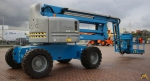 Genie Z60/34 Articulating Self-Propelled Boom Lift