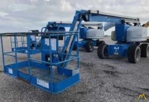 Genie Z80/60 Articulating Boom Lift