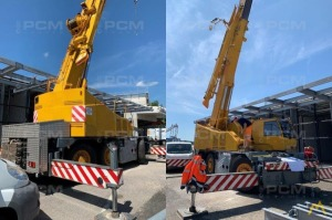 Grove GCK 3045 City 45-Ton All Terrain Crane