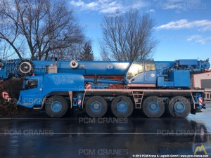 Grove GMK 5110-1 110-Ton All Terrain Crane
