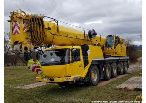Grove GMK 5150L 150-Ton All Terrain Crane