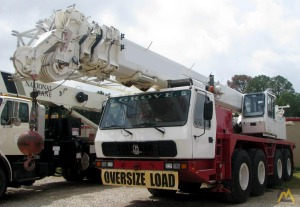 Grove GMK4070 85-Ton All Terrain Crane