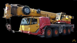 Grove GMK4100 100-Ton All Terrain Crane