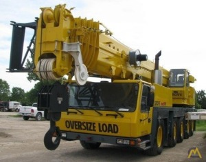 Grove GMK5100 100-Ton All Terrain Crane