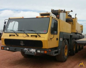 Grove GMK5120B 120-Ton All Terrain Crane