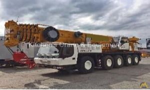 Grove GMK5130-1 143-Ton All Terrain Crane