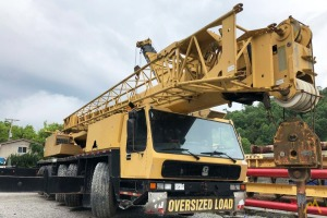 Grove GMK5150B 150-Ton All Terrain Crane
