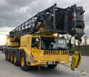 Grove GMK5165-2 165-Ton All Terrain Crane