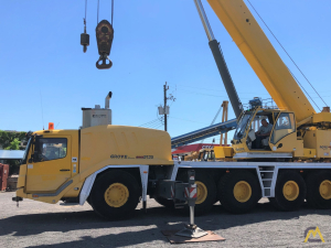 Grove GMK5165B 165-ton All Terrain Crane