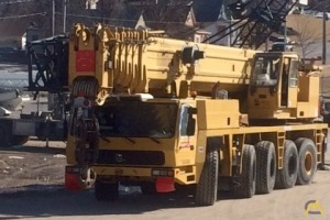 Grove GMK5210 210-ton All Terrain Crane