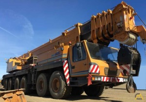 Grove GMK6220 220-Ton All Terrain Crane
