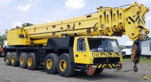 Grove GMK6300 300-Ton All Terrain Crane
