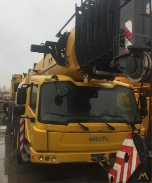 Grove GMK6300L 350-Ton All Terrain Crane