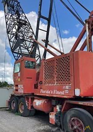 Grove HL150T 150-Ton Lattice Boom Truck Crane