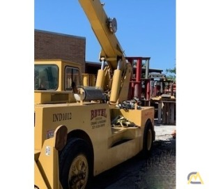 Grove IND1012 17.50-Ton Industrial Carry Deck Crane