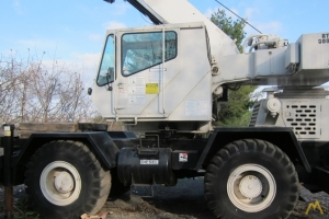 Grove RT528C 28-Ton Rough Terrain Crane