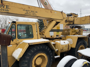 Grove RT58 14-ton Rough Terrain Crane