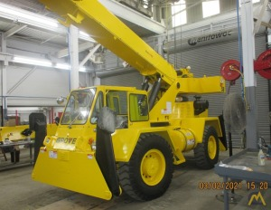 Grove RT58B 15-Ton Down Cab Rough Terrain Crane