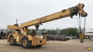 Grove RT58E 22-ton Down Cab Rough Terrain Crane