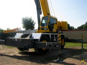 Grove RT600E 50-Ton Rough Terrain Crane