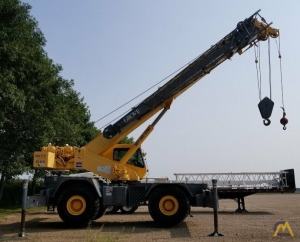 Grove RT635C 35-ton Rough Terrain Crane