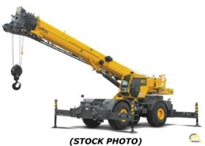 Grove RT700E 60-Ton Rough Terrain Crane For Sale