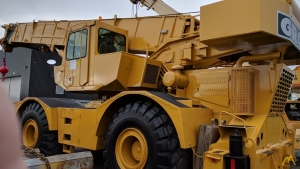 Grove RT760 60-ton Rough Terrain Crane