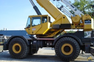 Grove RT760E 60-Ton Rough Terrain Crane